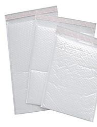 a white pearl envelope de bubble de film beaucoup specifications peuvent être logo personnalisé sac bubble courier bags un pack de cinq