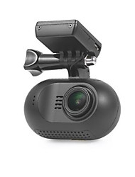 Mini 0903 - nano Q 1080P FHD 135 Degree Wide Angle Mini Car DVR - BLACK