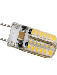 G8 3w 250-300lm 48-3014 smd led branco morno / frio branco lâmpada de milho ac110-130v