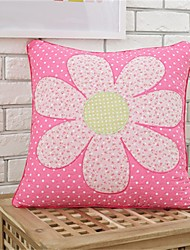 "Full Cotton Pillow Case 19"" by 19"""