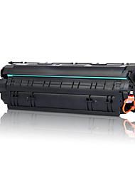 deli 388a facile à ajouter de la poudre de cartouches de toner HP Hewlett-Packard (P1007 P1106 m1136 m1213nf M1216)