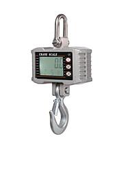 mini-escala gancho eletrônico (gama de pesagem: 100 kg-1000 kg)