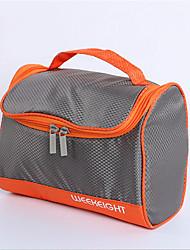 lavagem saco de viagem essencial senhoras do sexo masculino à prova d'água saco de viagem portátil