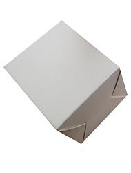 cor branca outras embalagens de material&transporte 9 * 9 * 14 cartões para embalagem de um pacote de nove