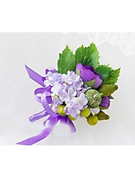 Polyethylene Wedding Decorations-1Piece/Set Unique Wedding Décor Engagement / Prom Garden Theme Purple