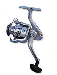 Спиннинговые катушки 4:6:1 5 Шариковые подшипники Заменяемый Морское рыболовство / Обычная рыбалка-SA1000 PINZHUAN
