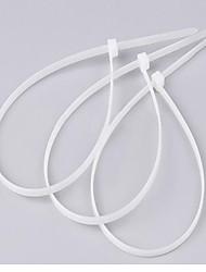 fascette di nylon autobloccanti 4 * 500 millimetri /3.6*500 gb cavo ambientale fascetta bianca