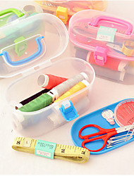 Sewing Box & Storage Plastic