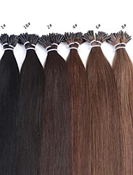 Hot Sell 25g Neitsi 20inch Prebonded I Tip Gule Stick Remy Hair Extension