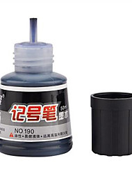 Mark Pen Ink 20Ml A Bottle Of Oil Pen Special Ink Supplement Liquid