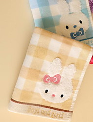 Double Gauze Jacquard Untwisted Yarn Beauty Rabbit Child-towel