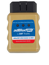 Plug And Play OBD Urea Simulator  AdblueOBD2 For DAF Trucks