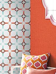 3D Stickers muraux Stickers muraux 3D Stickers muraux décoratifs,PVC Matériel Amovible Décoration d'intérieur Wall Decal