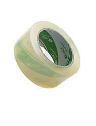 cor transparente outras embalagens de material&6 centímetros de envio * fita 100Y
