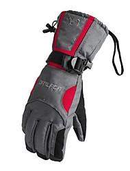 Ski Gloves Full-finger Gloves / Winter Gloves Men's Activity/ Sports GlovesKeep Warm / Anti-skidding / Waterproof / Wearproof / Windproof