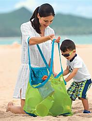 rangement des jouets sac sac coquille de plage pour enfants