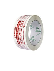 Предупреждений ленты красные ленты уплотнительная лента прокладывается лента оптовой широкий упаковочная лента уплотнительную пластик (2