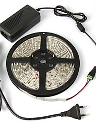 SMD 5050 Hydroponic Systems Full spectrum LED Grow lights Led Grow Strip Light 60led/m  5m Full specture Grows Box