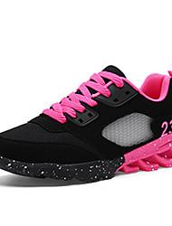 Feminino-Tênis-Conforto-RasteiroCouro Ecológico-Casual