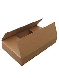 Brown Color Other Material Packaging & Shipping Packing Cartons A Pack of Ten
