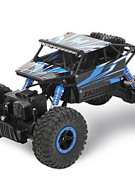 Buggy Racing 4WD 1:18 Brushless Electric RC Car 50KM/H 2.4G Red / Blue Ready-To-GoRemote Control Car / Remote Controller/Transmitter /