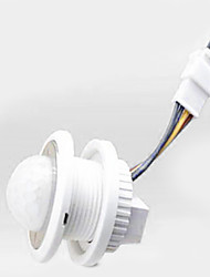 tempo ajustável e sensores de detecção de luz de infravermelhos