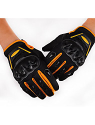 Outdoor Sports Riding All Finger Gloves Men Off Road Bike Racing Motorcycle Gloves