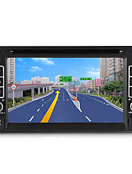 GPS Navigation / Recorder / DVD Audio / Electronic Speed Machine / 6.2 inch