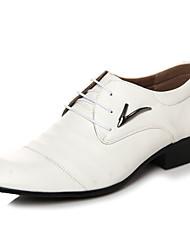 Westland® Men's Oxfords Comfort / Pointed Toe Microfibre Wedding / Office & Career / Casual Low HeelSplit Joint /