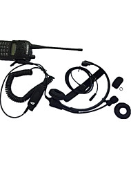 ultra-clair walkie-talkie casque walkie-talkie casque casque k tête de casque universel