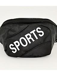 Unissex Náilon Esporte Bolsa de Cintura