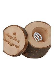 Caixas de Presente(Chocolate,Madeira)Tema Clássico-não-personalizado
