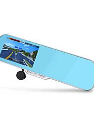 wahr 4 Kern 5-Zoll-Android-Navigation elektronische Hund eine Maschine Spiegel Multifunktions-Fahrenrecorder Doppelobjektiv wifi