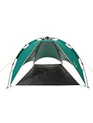Tente- (Vert foncé / Vert clair / Bleu Ciel,2 personnes)Résistant aux ultraviolets / Résistant à la poussière / Résistant au vent