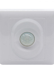 IR Motion Sensor Automatic Control Switch Panel for LED Light(AC200-240V)