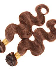 Tissages de cheveux humains Cheveux Brésiliens Ondulation naturelle 12 mois 1 Pièce tissages de cheveux