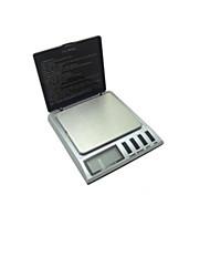 escala mini jóias electrónico (gama de pesagem: 0,01 x 200 g / 0,1 g 500g x)
