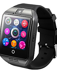 MTK6261 2.5D Screen Bluetooth 3.0 NFC Built-in Camera Health Functions Music Alarm Anti-lost Smartwatch