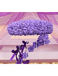 Polyethylene Wedding Decorations-1Piece/Set Unique Wedding Décor Wedding / Birthday Garden Theme Purple