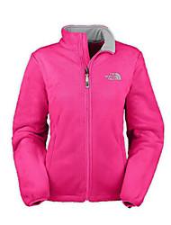 The North Face Women's OSITO Denali Fleece Jacket Outdoor Sports Trekking Camping Hiking Full Zipper Jackets