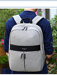 "15.4""Universal Backpack Single Shoulder Laptop Bag Briefcase File Package Leisure Bag for MacBook"