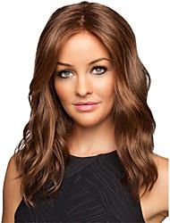 100% non transformés brazilian vague lâche cheveux de style vierge de la mode 4 # pleines perruques de lacet