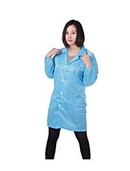 couche anti-statique manteau blanc manteau bleu anti-statique des vêtements statique des vêtements anti-statique (vendu bleu)