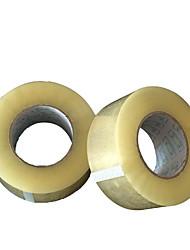 bande d'étanchéité transparent largeur 6.0cm épaisseur de 3.2cm de bande de bande de papier de ruban d'emballage de bande d'étanchéité