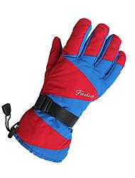 Ski-Handschuhe Winterhandschuhe Herrn / Alles Sporthandschuhe warm halten / Wasserdicht / Winddicht Handschuhe Skifahren / Snowboarding