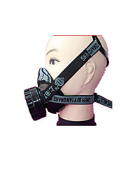 Single Tank Respirator Mask Painting Professional Small, Lightweight And Convenient To Wear Off