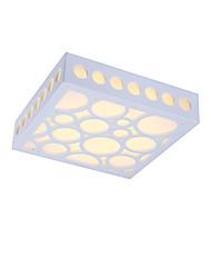 Montage du flux ,  Contemporain Plaqué Fonctionnalité for LED Style mini Designers PVCSalle de séjour Chambre à coucher Salle à manger