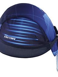Bandanas Moto Respirável / Filtro Solar / Antibacteriano / Redutor de Suor Unissexo Terylene