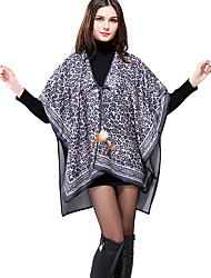 Women Polyester Scarf,Fashionable Jewelry / Casual