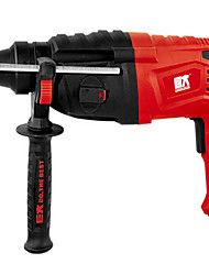 Huge 1250W High-Power Multi-Function Hammer Drill Impact Drill Jd28-8 With Three Light Hammer Hammer Drill